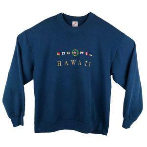 Vintage 90's Hawaii Crewneck Sweatshirts